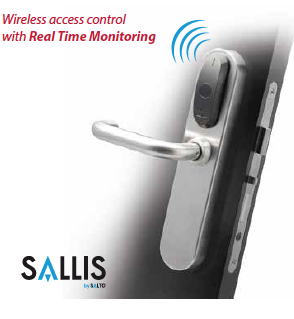 Salto Electronic Access Controls - Aztech Security Systems