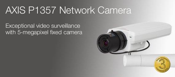 Axis P1357 Network Camera