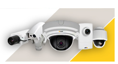 Axis Network Camera Range